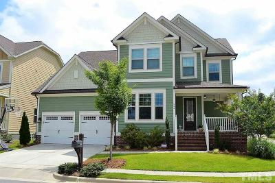 Chapel Hill Single Family Home For Sale: 583 Tobacco Farm Way
