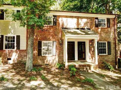 Raleigh Condo Contingent: 3716 Yorktown Place #3716
