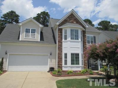Holly Springs Single Family Home Pending: 1228 Dexter Ridge Drive