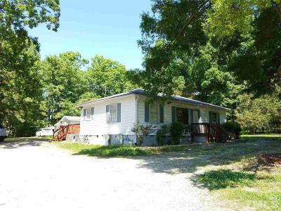 Durham Single Family Home For Sale: 4205 Holder Road
