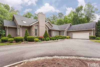 Chapel Hill Single Family Home For Sale: 108 Galway Drive