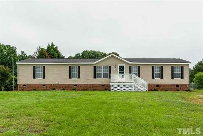 Johnston County Manufactured Home Contingent: 8930 Flower Hill Road