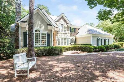 Cary Single Family Home For Sale: 102 Kazmann Court
