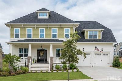 Holly Springs Single Family Home For Sale: 201 Carving Tree Court