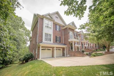 Cary Townhouse For Sale: 226 Lions Gate Drive