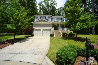 Raleigh Single Family Home For Sale: 13022 Edsel Drive