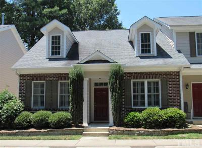 Carrboro Condo For Sale: 105 Jones Ferry Road #P