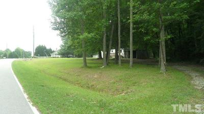 Johnston County Residential Lots & Land For Sale: 1055 Napoleon Road