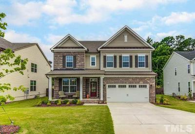 Holly Springs Single Family Home For Sale: 400 Morgan Ridge Road