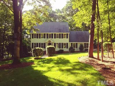 Chapel Hill Single Family Home For Sale: 101 Catawba Court