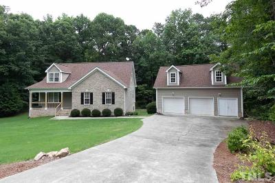 Granville County Single Family Home Contingent: 3153 Pier Pointe Drive