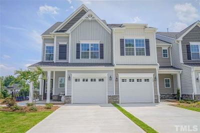 Garner Townhouse Pending: 189 Wellons Creek Drive