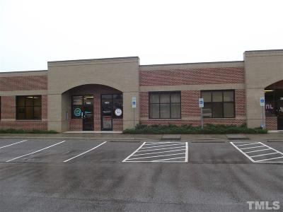 Wake Forest Commercial For Sale: 1340 Wall Road
