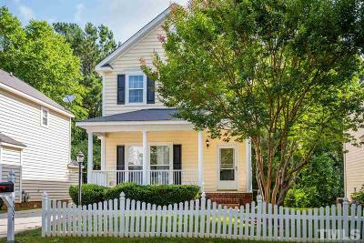 Raleigh Single Family Home For Sale: 5004 Morning Edge Drive