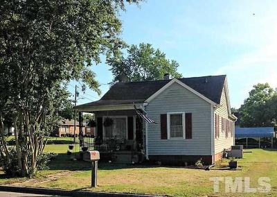 Oxford Single Family Home Pending: 201 Harris Street
