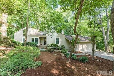 Chatham County Single Family Home Contingent: 52 Trestle Leaf