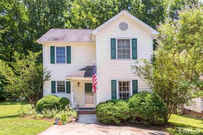 Wake Forest Single Family Home For Sale: 610 Wahlbrink Drive