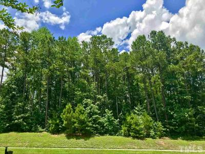 Wake County Residential Lots & Land For Sale: 7505 Hasentree Club Drive