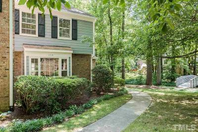 Cary Townhouse Pending: 1224 Collington Drive