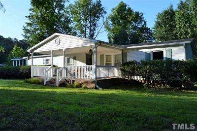 Henderson NC Single Family Home Pending: $129,900