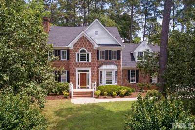 Cary Single Family Home Contingent: 101 Hebride Court