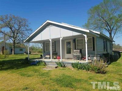 Johnston County Single Family Home For Sale: 489 Old Eason Road