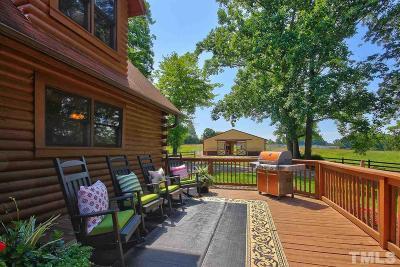 Elon NC Single Family Home For Sale: $665,000