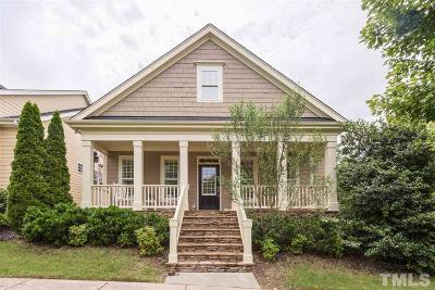 Holly Springs Single Family Home For Sale: 625 Skygrove Drive