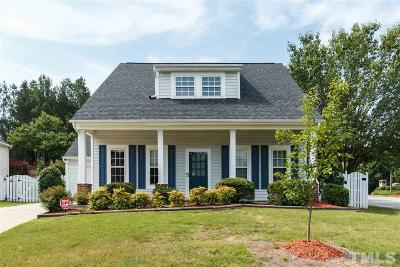 Durham Single Family Home Contingent: 4625 Dolwick Drive
