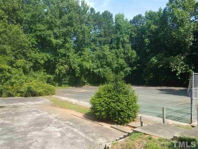 Wake County Residential Lots & Land Contingent: 5940 Farm Gate Road