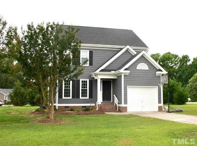 Willow Spring(s) (121) Single Family Home For Sale: 1708 Quail Grove Street
