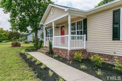 Johnston County Single Family Home For Sale: 104 Greg Street