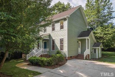 Chapel Hill Single Family Home For Sale: 104 Waverly Forest Lane