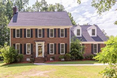 Single Family Home For Sale: 1504 Ramson Court