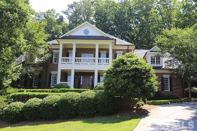 Raleigh Single Family Home For Sale: 1118 Marlowe Road