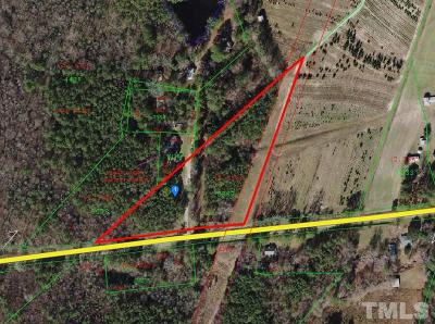 Johnston County Residential Lots & Land For Sale: SE Nc 210 Highway
