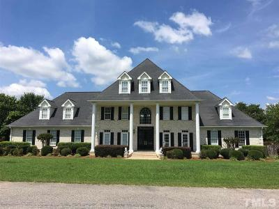 Johnston County Rental For Rent: 3500 Queen Ann Drive