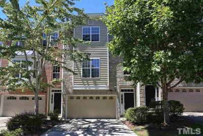Orange County Townhouse For Sale: 102 Cabernet Drive