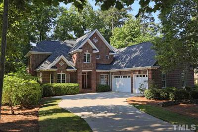 Chapel Hill Single Family Home For Sale: 29 New Rhododendron