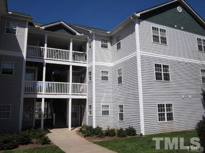 Wake County Condo Contingent: 3000 Centennial Woods Drive #202