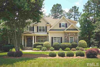 Apex Single Family Home For Sale: 2638 Iveysprings Court