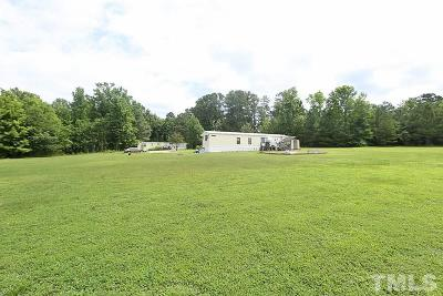 Wake County Residential Lots & Land Pending: 8028 Hebron Church Road