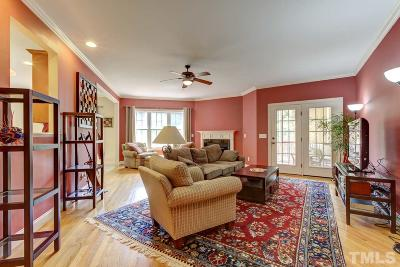 Pittsboro Single Family Home For Sale: 74 Brookridge Court