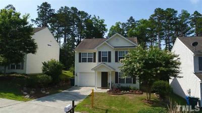 Durham Single Family Home For Sale: 1001 Woodside Park Lane
