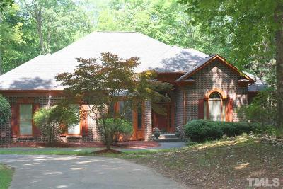 Fuquay Varina Single Family Home For Sale: 4100 Brackenridge Lane