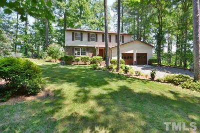 Durham Single Family Home For Sale: 1506 Cotherstone Drive