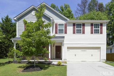 Durham Single Family Home For Sale: 3632 Glidewell Court