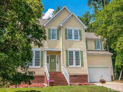 Cary Single Family Home For Sale: 109 Connelly Springs Place