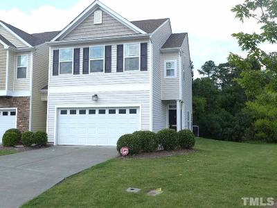 Morrisville Rental For Rent: 705 Keystone Park Drive #47