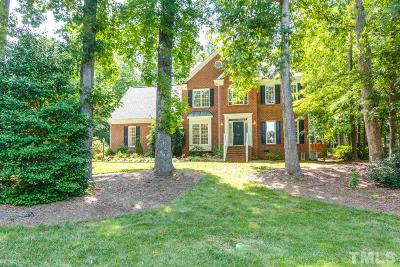 Cary Single Family Home For Sale: 101 Windspring Court
